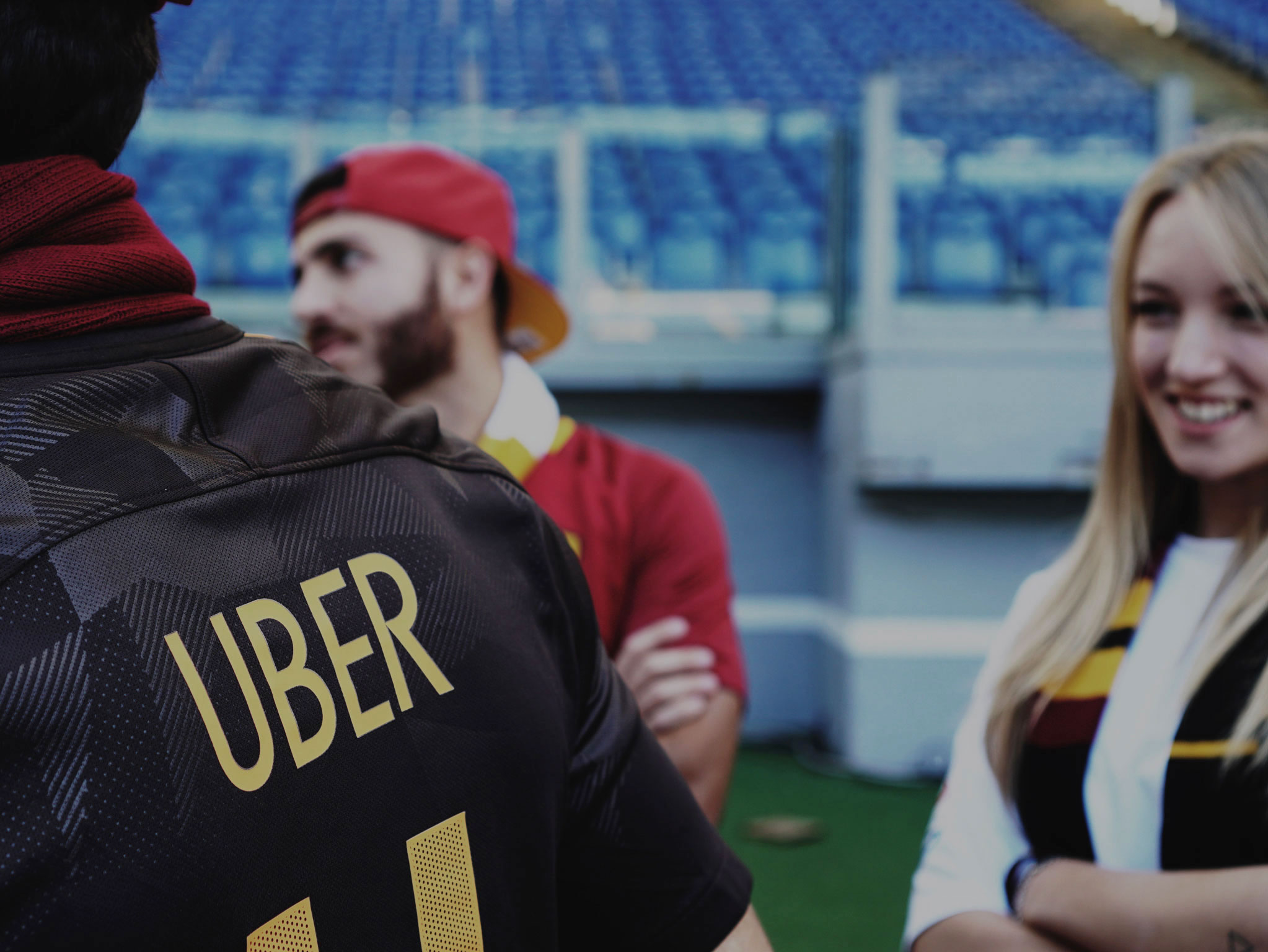 Uber & A.S. Roma